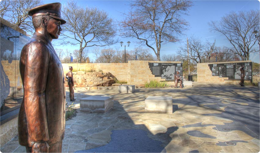 Irving Veterans Memorial
